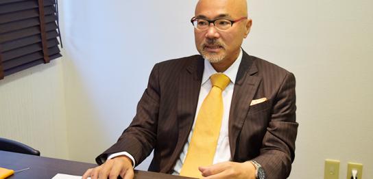 田邊 光 様 田邊ホールディングス株式会社 代表取締役 ケアゲート株式会社 代表取締役