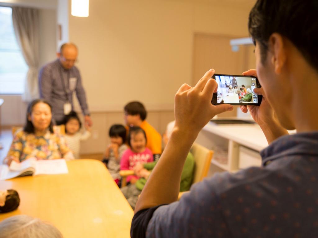 介護記録「ケアコラボ」を利用した業務効率化と活用事例-社会福祉法人福祉楽団 特別養護老人ホーム杜の家なりた